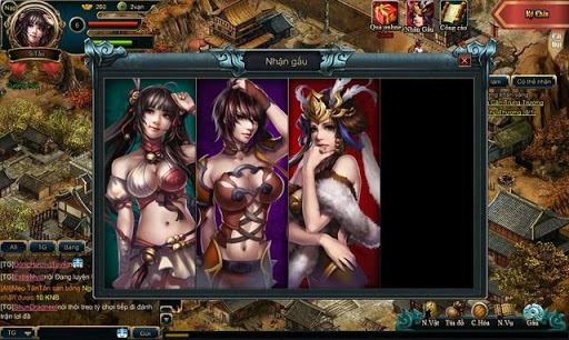 Game 3Kg - Đại Chiến Mỹ Nhân