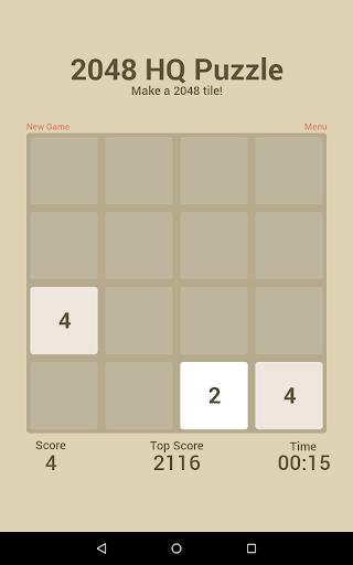 2048 HQ Puzzle