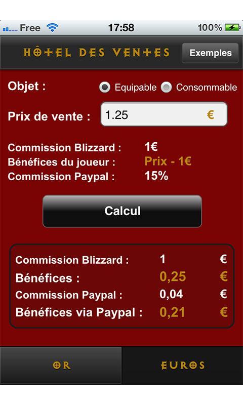 Hôtel des Ventes - Diablo 3 - screenshot