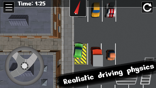 模擬必備APP下載|Cartoon Car Parking 好玩app不花錢|綠色工廠好玩App