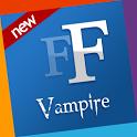 Vampire free fonts 4 Samsung icon