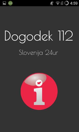 Dogodek 112