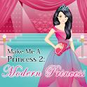 Modern Princess logo