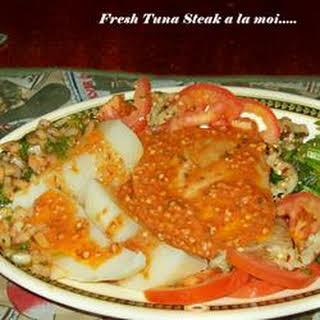 Portuguese Fresh Tuna (Sauce and Marinade).