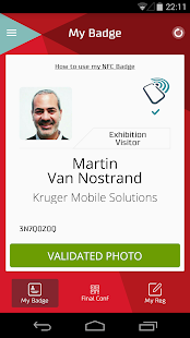 My MWC – Official GSMA MWC App- screenshot thumbnail