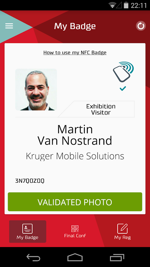 My MWC – Official GSMA MWC App - screenshot