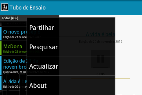 Tubo de Ensaio- screenshot thumbnail