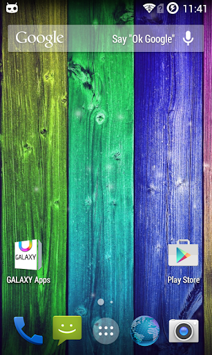Wood Live Wallpaper