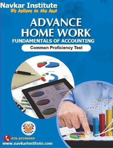 CA CPT ACCOUNTS AD HW e-book