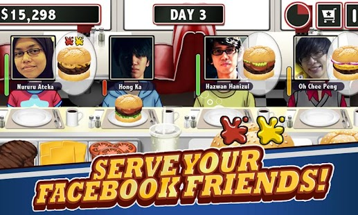 Burger-Fun Food RPG Games KIDS - screenshot thumbnail