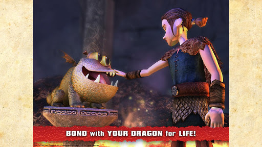 Игра School of Dragons для планшетов на Android