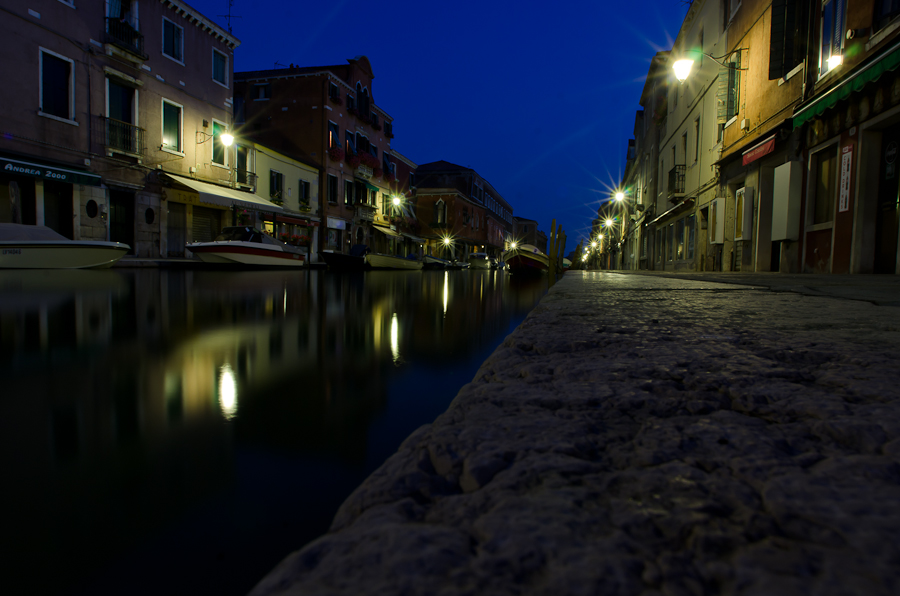 Venice pavement by Jaco Kruger - City,  Street & Park  Historic Districts