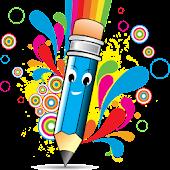 School Coloring Book