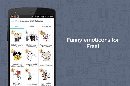 免費聊天表情系列 Free Emoticon