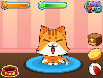 My Virtual Pet - Cats and Dogs- screenshot thumbnail
