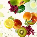 Falling Fruit Live Wallpaper icon