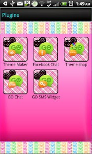 GO SMS THEME|HeartsForever - screenshot thumbnail