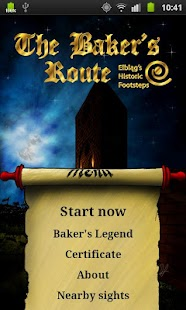Baker's Route- screenshot thumbnail
