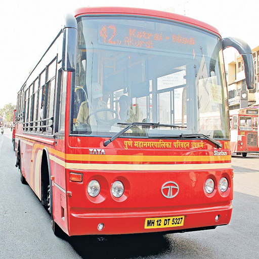 Pune PMPML Bus Route Timings