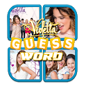 Violetta Guess Word icon