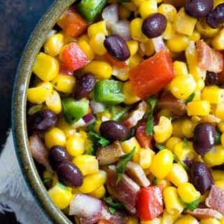Sweet Corn And Black Bean Salsa Recipes.
