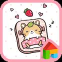 peach sweet dream dodol theme icon