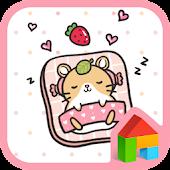 peach sweet dream dodol theme