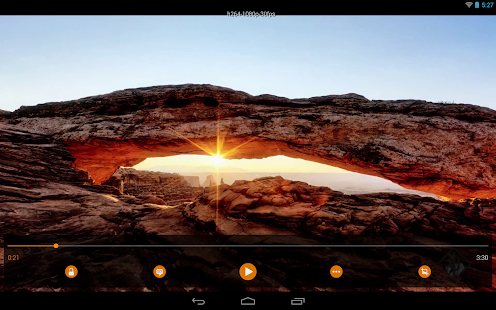VLC for Android Screenshot
