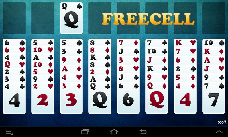 Solitaire Pack + - screenshot