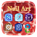Nail Art GO Launcher Theme icon