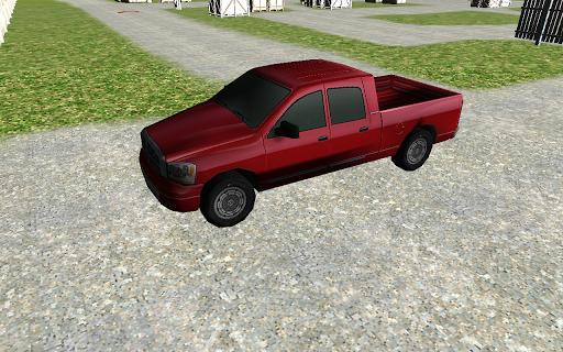 4x4 Truck Parking 3D Sim 2015