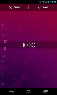 Timely Alarm Clock Screenshot