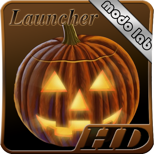Halloween 2 GO Launcher HD Pad LOGO-APP點子