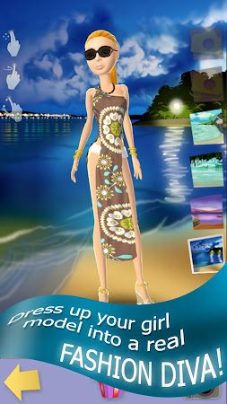 Dress Up – Beach Party Girls 3.0 screenshot 408790