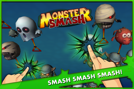 Monster Smash The Monsters Hit