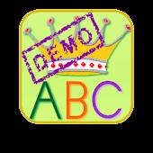 Kleuter-klieks alphabet