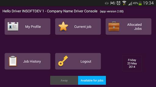 玩旅遊App|INSOFTDEV Driver Application免費|APP試玩