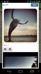 Instamap- screenshot thumbnail