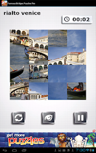 Famous Bridges Puzzles - Free - screenshot thumbnail