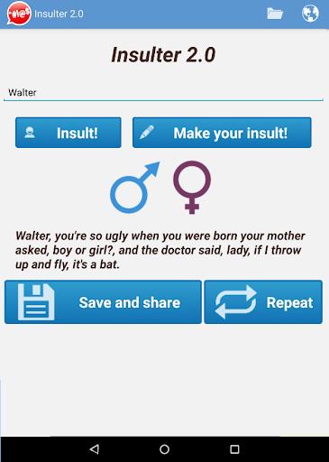 Insulter 2.0 1.3.1 screenshots 7