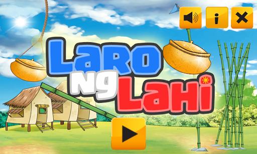 Laro Ng Lahi