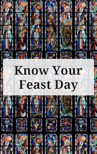 Know Your Feast Day