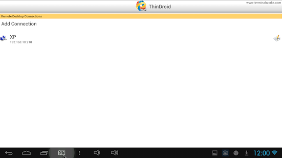 ThinDroid RDP