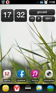 Belle Theme for GO Launcher EX- screenshot thumbnail