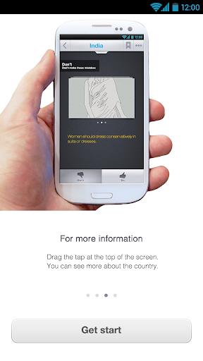 【免費商業App】Global Business Etiquette-APP點子