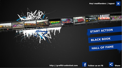 Graffiti Unlimited Pro