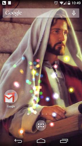 上帝耶穌動態壁紙