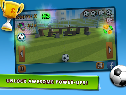 Kick The Ball FREE- screenshot thumbnail