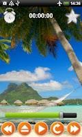 Screenshot of Tropical Sounds - Nature Sound