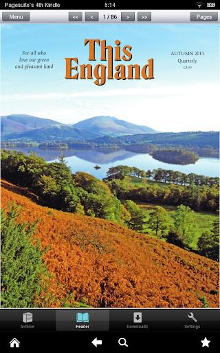 【免費新聞App】This England-APP點子